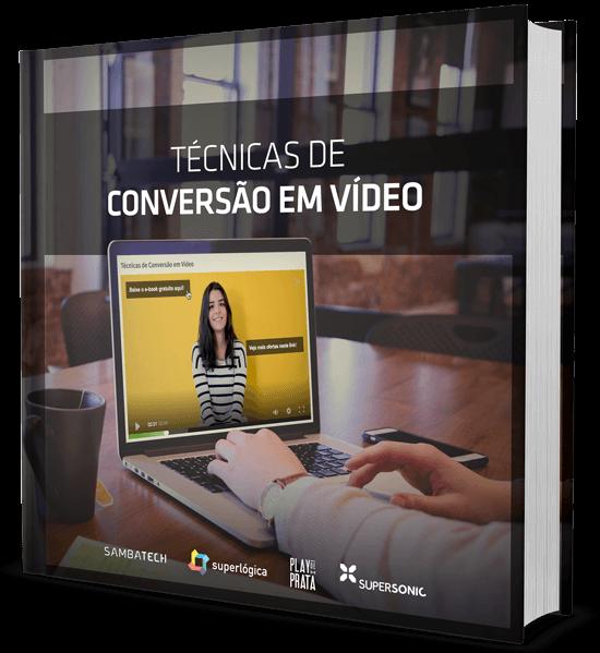 ebook sobre tecnicas de conversao em videos