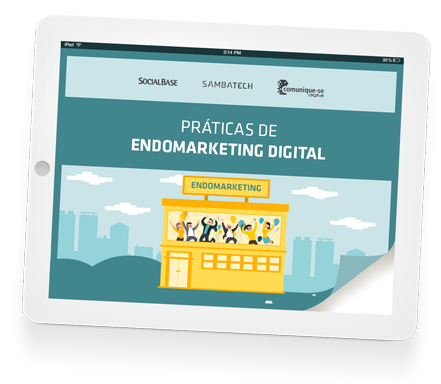 Ebook sobre praticas de endomarketing digital