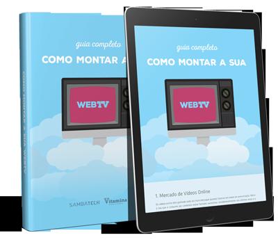 ebook sobre como montar uma web tv