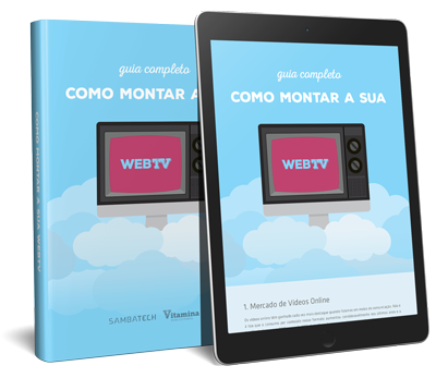 ebook sobre como montar uma web tv