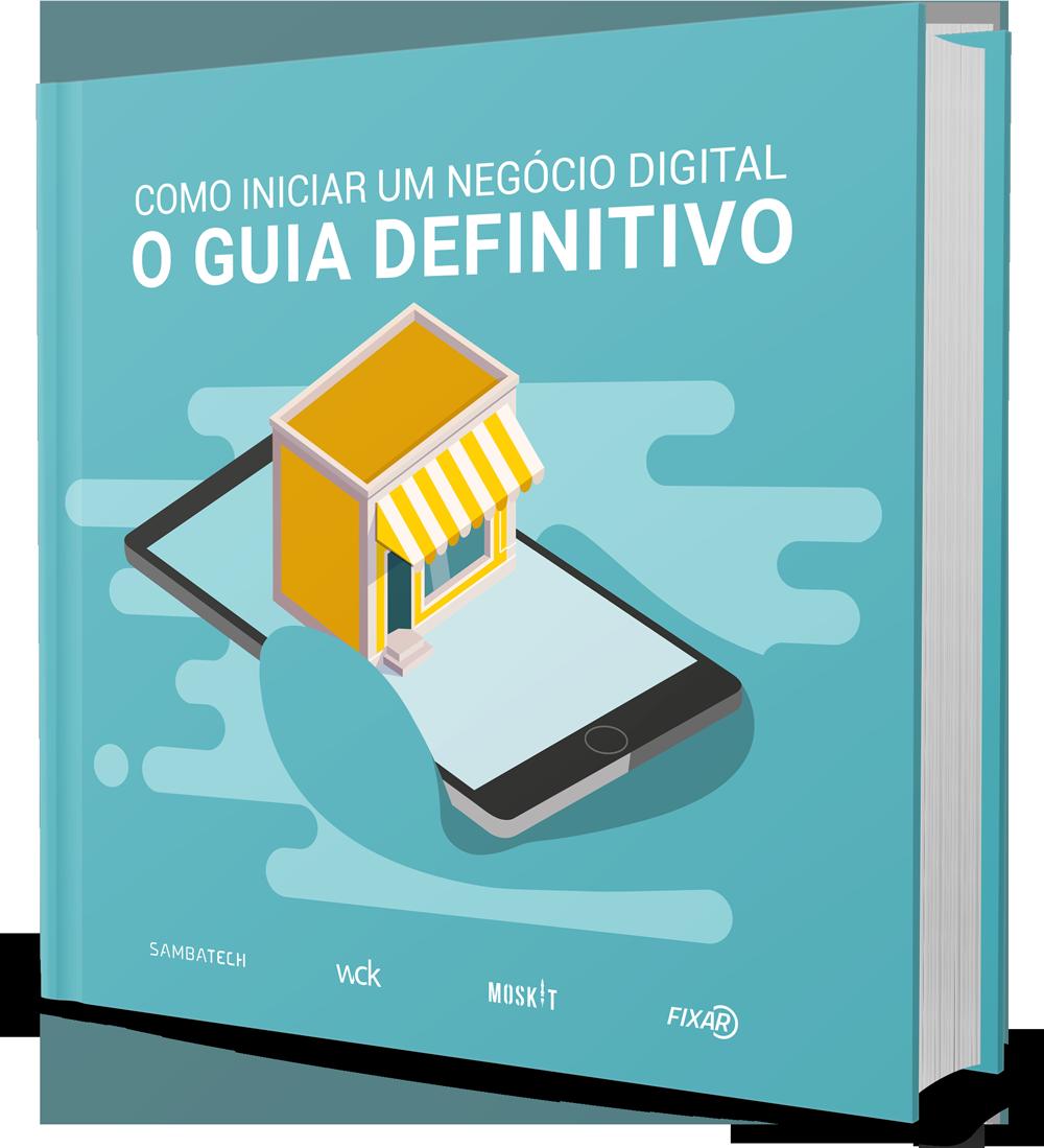 Ebook sobre como iniciar um negocio digital