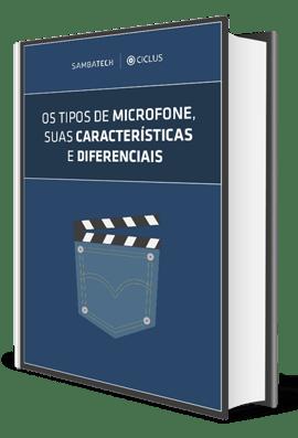 ebook sobre tipos de microfone
