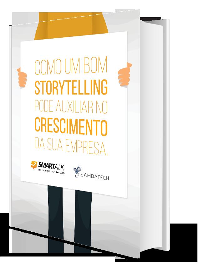 ebook sobre como usar storytelling na sua empresa