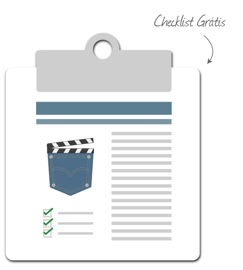 checklist para editar videos