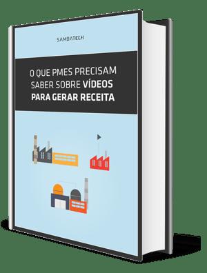ebook sobre como pmes podem usar videos para gerar receita