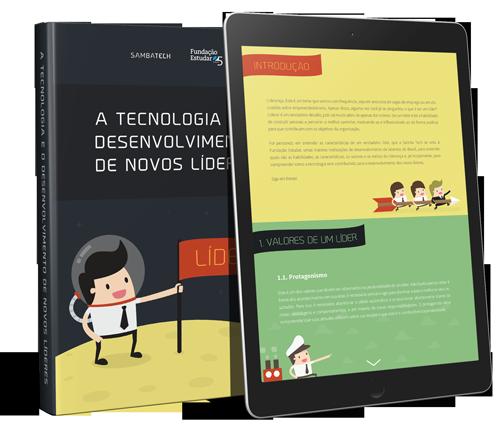 Ebook sobre desenvolvimento de novos líderes