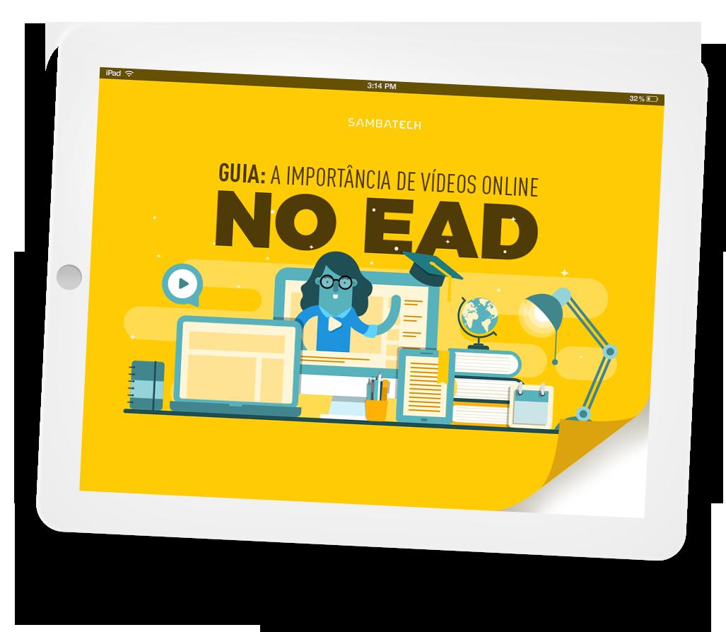 A importância de vídeos online no EAD